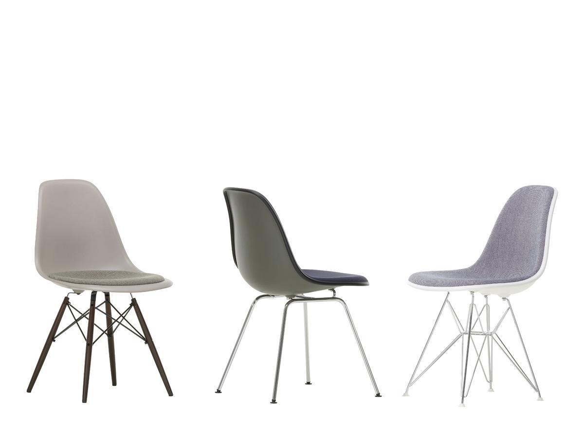 Vitra DSX von Charles & Ray Eames, 1950 - Designermöbel ...