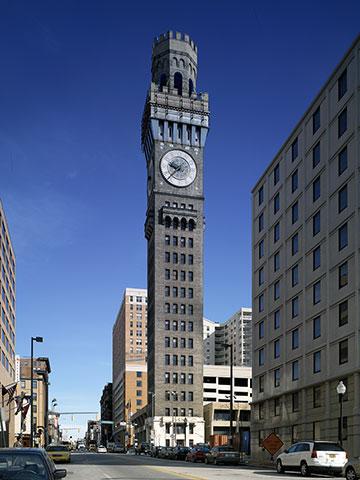 Bromo Seltzer Tower Historic Restoration Sm P Architects