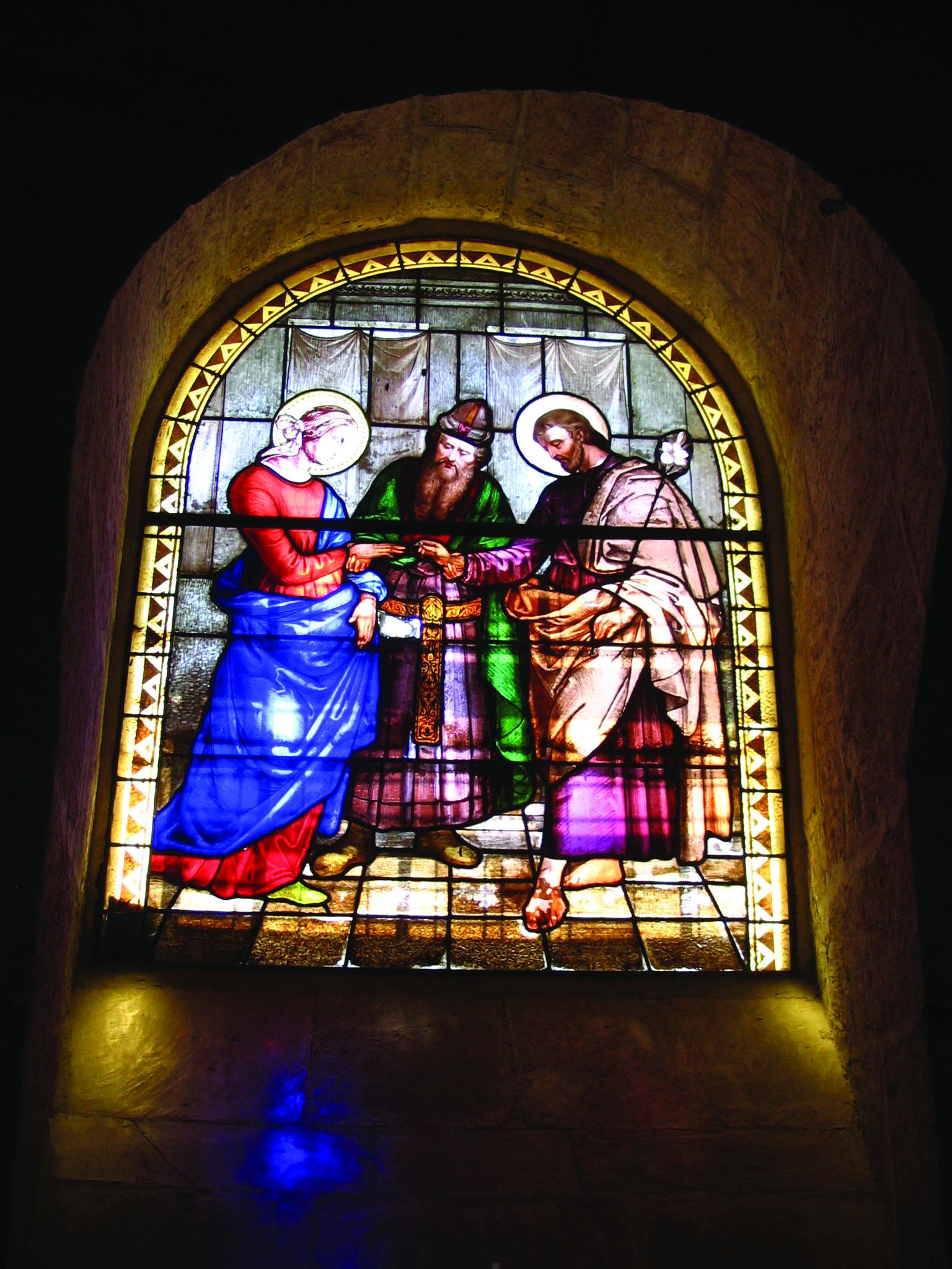 Saint Joseph Church Nazareth Israel