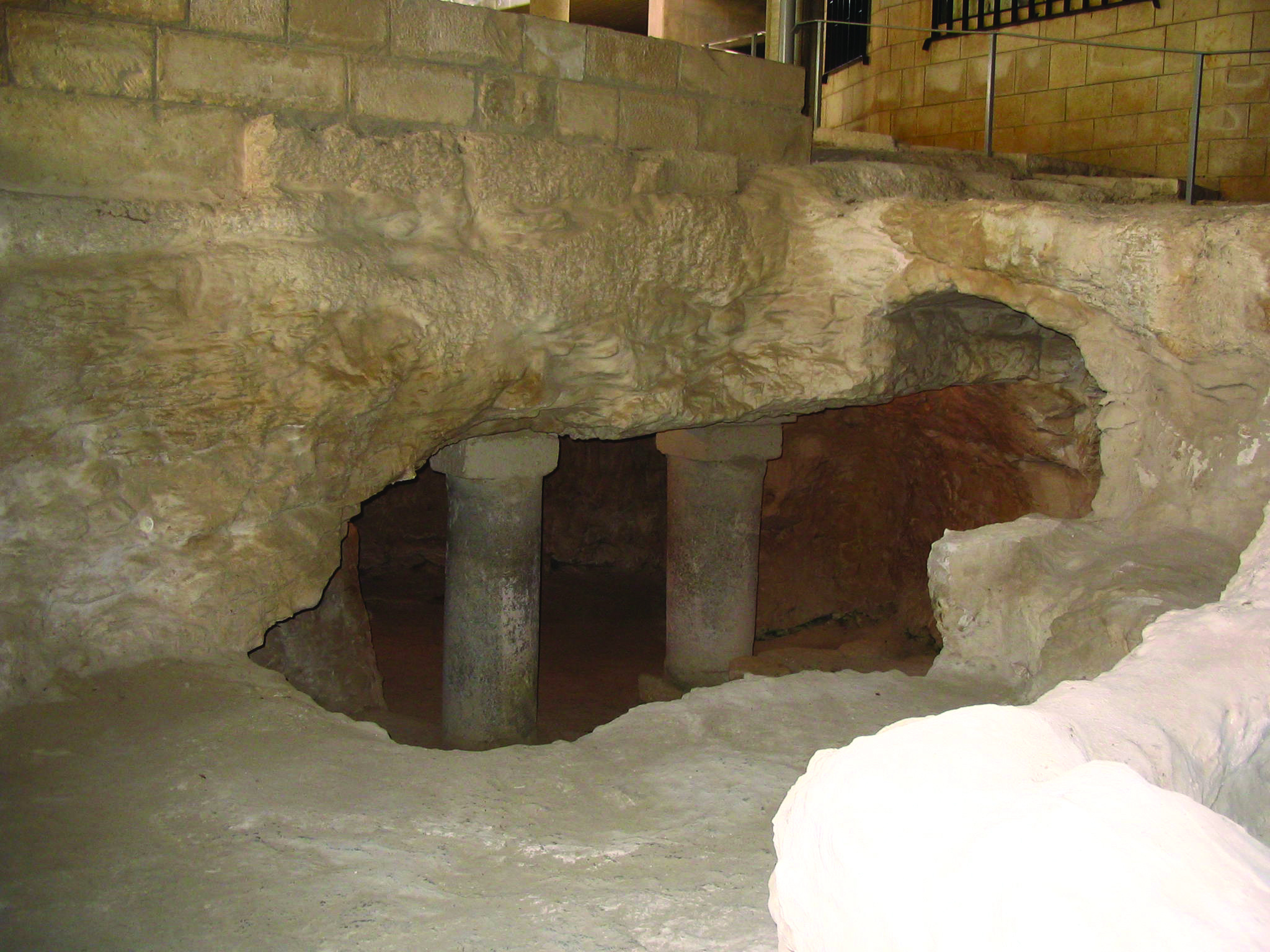 First Century Cave Home In Nazareth