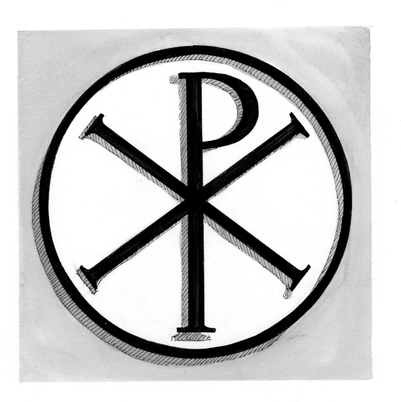 Signs And Symbols Chi Rho