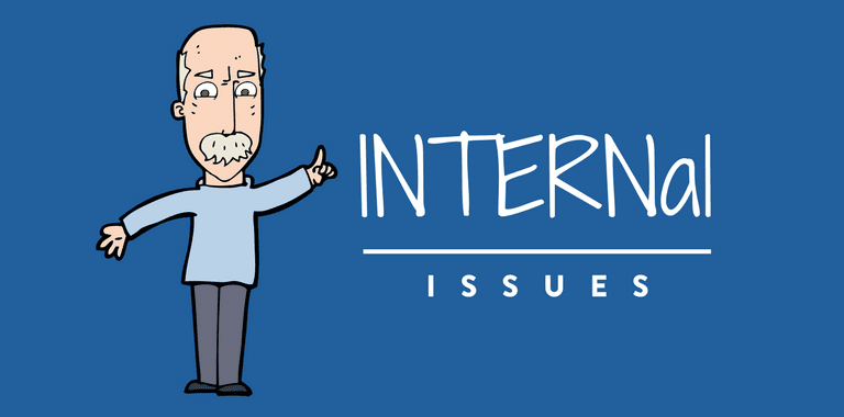 Intern-al Issues