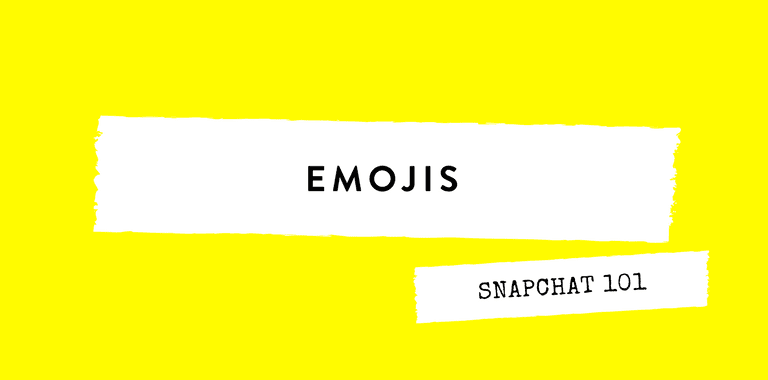 Snapchat Emojis Your Guide To What They Actually Mean Sm Perth