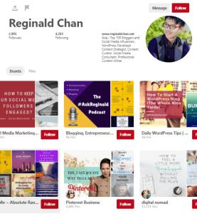 Ask Reginald Chan