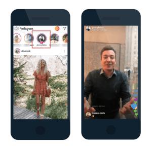 Find Instagram Live Videos