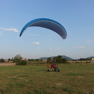 Ozone Triox Trike Glider