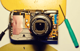 canon camera repair