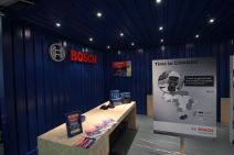 Messestand Stuttgart Bosch Power Tools, LD Forum