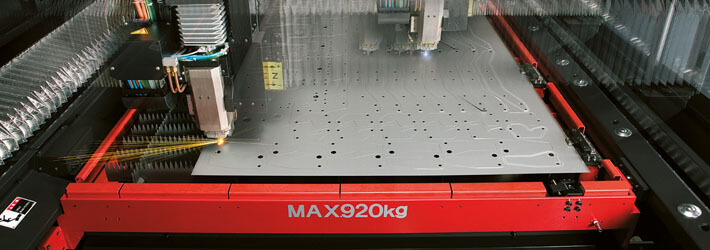 amada f1 laser machine cutting liverpool outsourcing metalwork fabrication