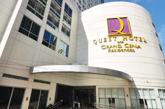 Affordable Rates at The Quest Hotel and Conference Center Cebu City PH! Book Now!