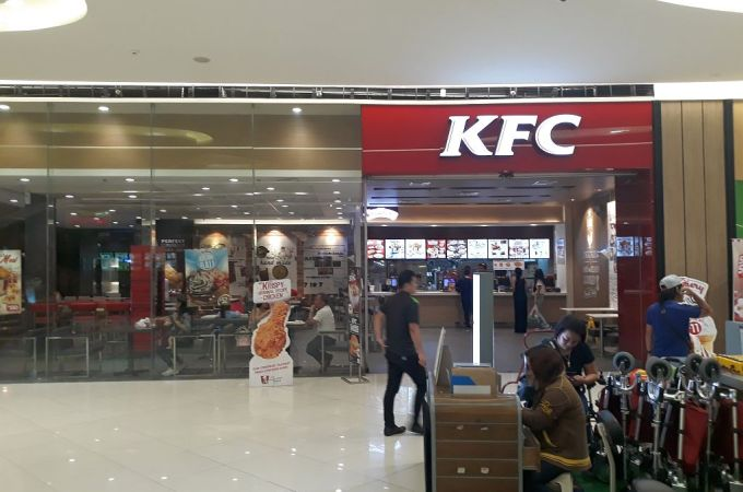KFC – SM Seaside City Cebu, Cebu City, Philippines!