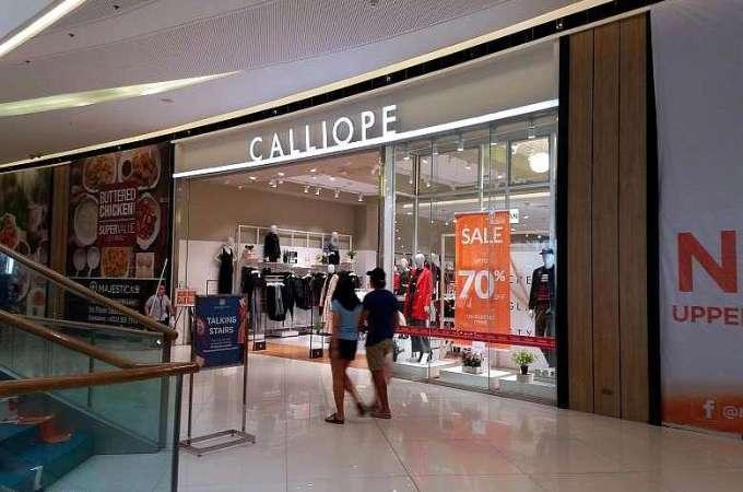 CALLIOPE – SM Seaside City Cebu Philippines