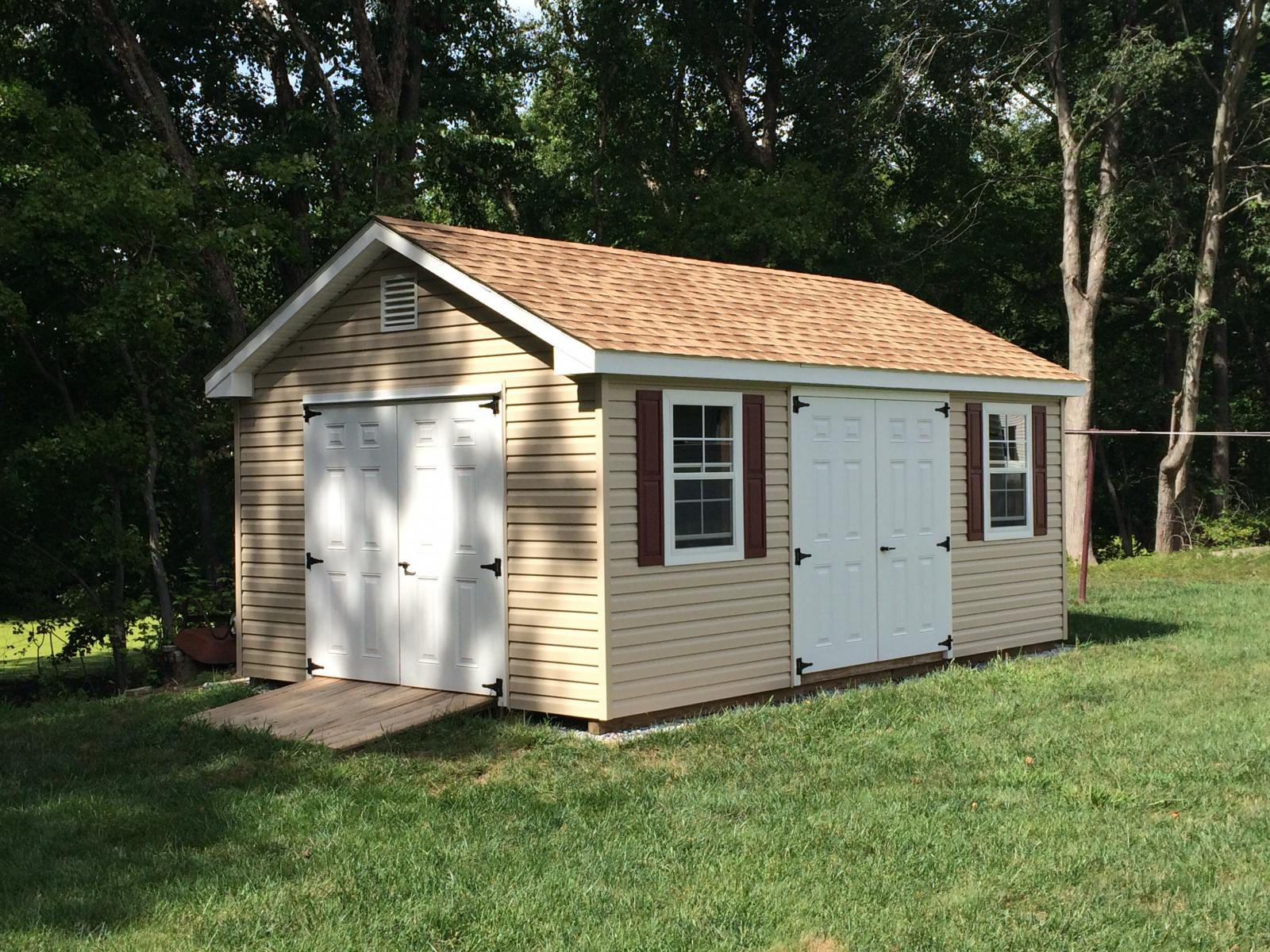 Classic Garden Cottage Space Makers Sheds