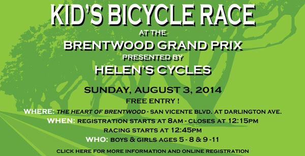 Helens Kids race