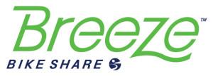 Breeze Bike Share Logo