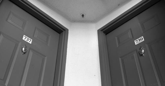 Numbered Doors