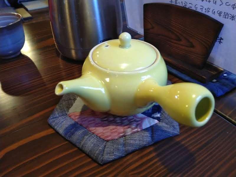 かりんお茶