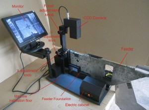 SMT Feeder Calibration jig-details