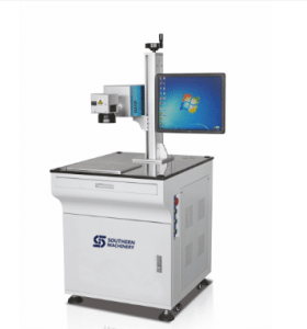 S-UV-30A laser marking machine for PCB