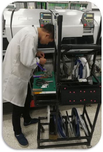 SMT AUTOMATIC SPLICING MACHINE(MES)