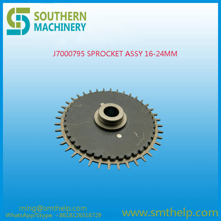 J7000795 SPROCKET ASSY 16-24MM
