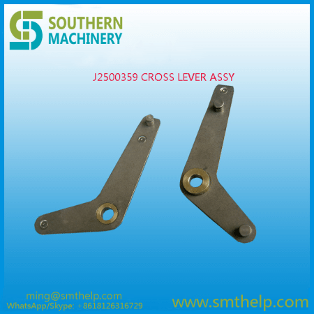 J2500359 CROSS LEVER ASSY Samsung smt spare parts
