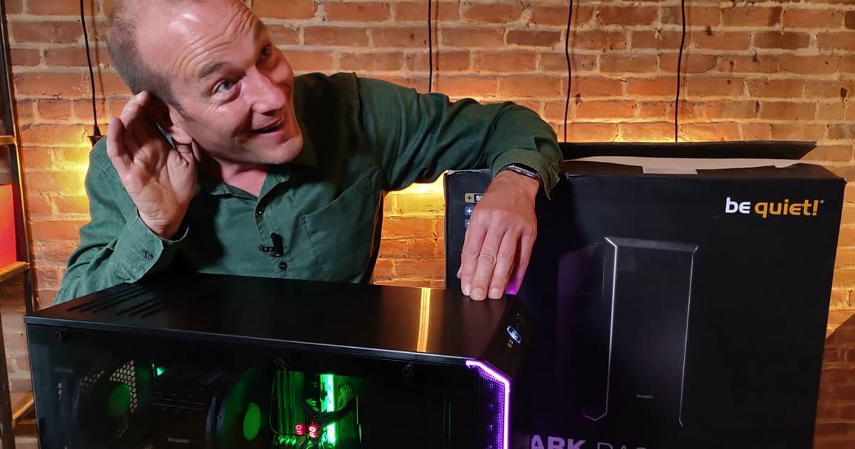 assembler son ordinateur soi-même silencieux bequiet!