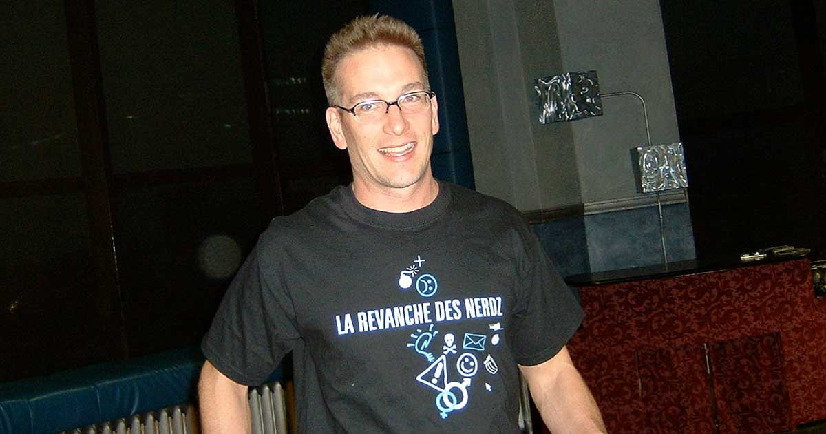 Pascal Forget La revanche des nerdz
