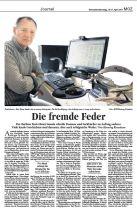 Ghostwriter und Lektor Karl-Heinz Smuda