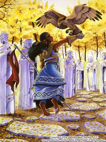 Walking the Path of Ancestors