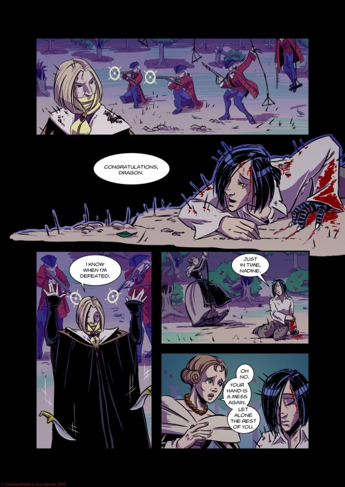 To Kill A Dragon, Part 4, pg.15