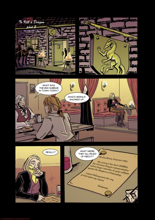 To Kill A Dragon, Part 2, pg.01
