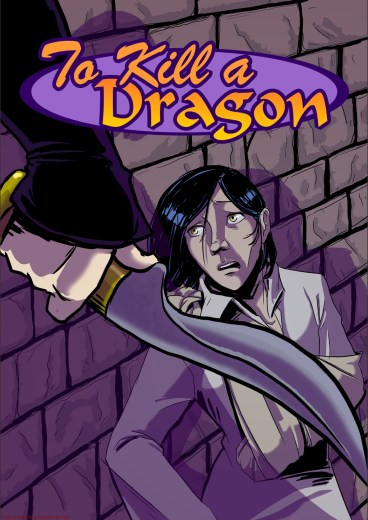 To Kill A Dragon, Part 2, Cover