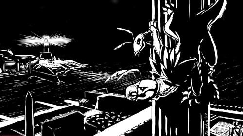 Prologue: Night Thieves & Pontus' Watch