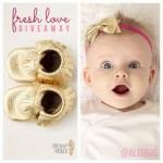 Fresh Love Giveaway | Millie's Favorite Things Kick-off & Freshly Picked
