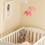 Baby Nursery on a Budget & Space Saving