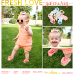 Spring & Easter Outfits – Annual Fresh Love Giveaway & Discount Codes
