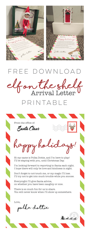 elf-on-the-shelf-arrival-letter-ali-brugman-pin