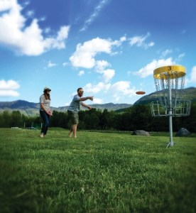 Smugglers  Notch Vermont Disc Golf Disc golf at Smugglers  Notch Resort
