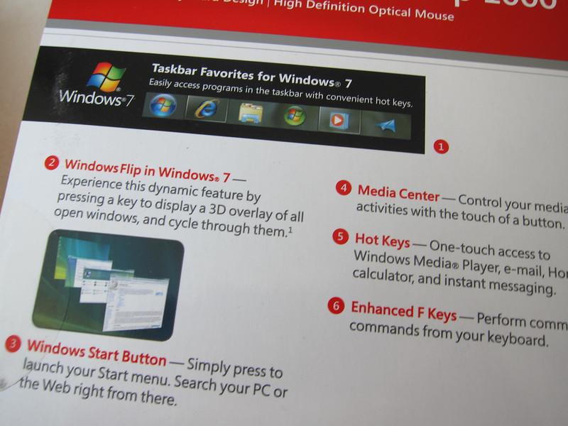 Microsoft Wireless Media Desktop 1000