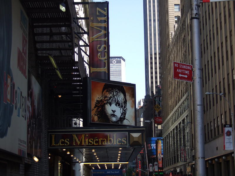 Phantom of the Opera at Majestic Theatre New York City