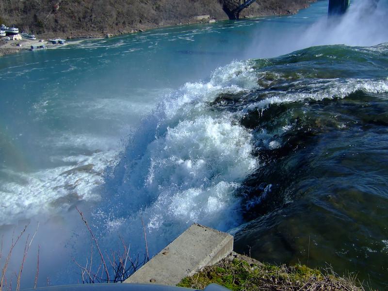 Niagara Falls By Day