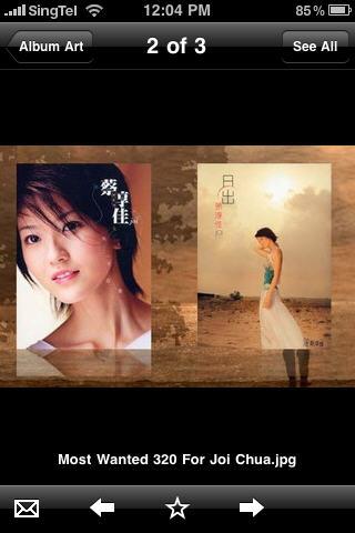 JPEG file DropBox in iPhone