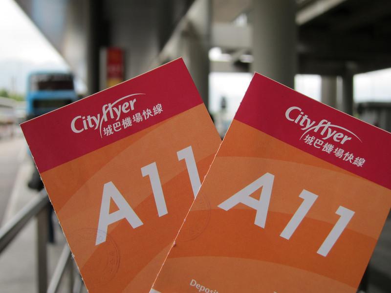 Citybus Tickets