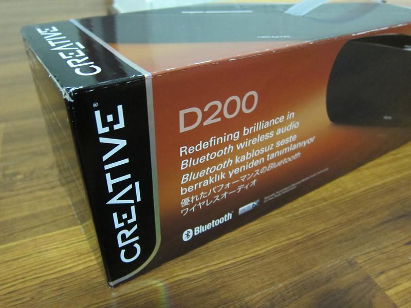 Creative D200 Bluetooth Speakers