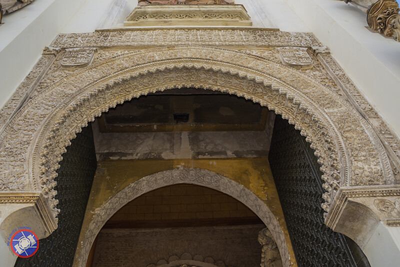 The Moorish Arch at the Base of La Giralda (©simon@myeclecticimages.com)