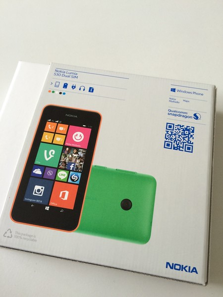Nokia Lumia 530 DUAL SIM Windows Phone
