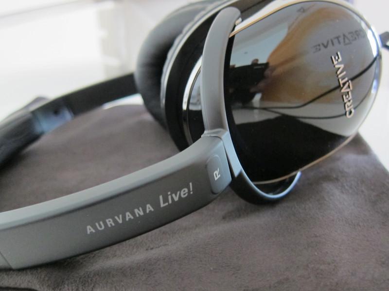 Creative Aurvana Live Headphones