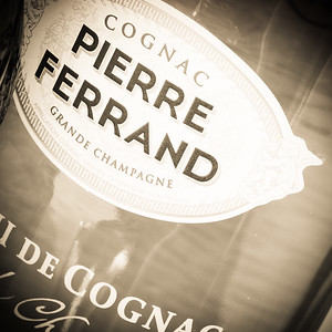 Ferrand Cognac (detail), photo © 2014 Douglas M. Ford. All rights reserved.