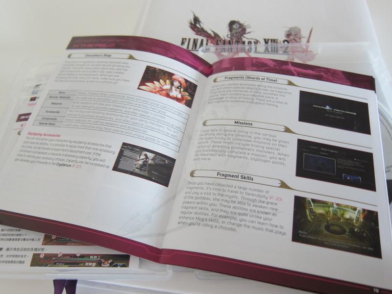 Final Fantasy XIII-2 Playstation 3 Game